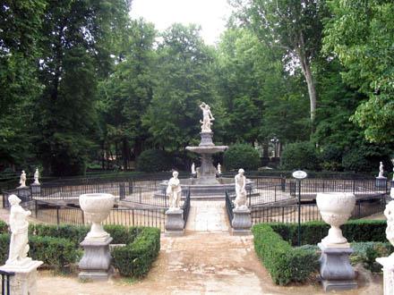 Jard n de la isla palacio de aranjuez for Jardin de la isla aranjuez